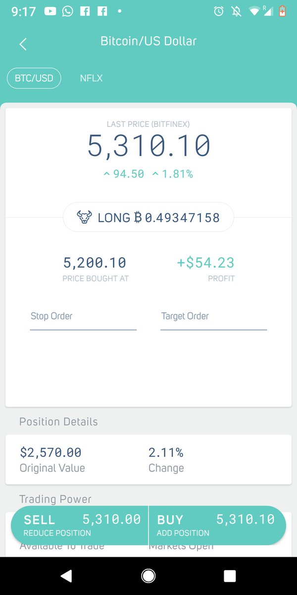 Quantfury aplicación para invertir en Bitcoin y comprar acciones ecuador mexico argentina colombia-min