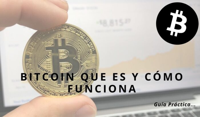 Bitcoin que es y como funciona