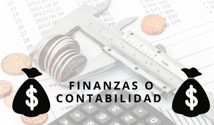 finanzas o contabilidad diferencias entre ambas